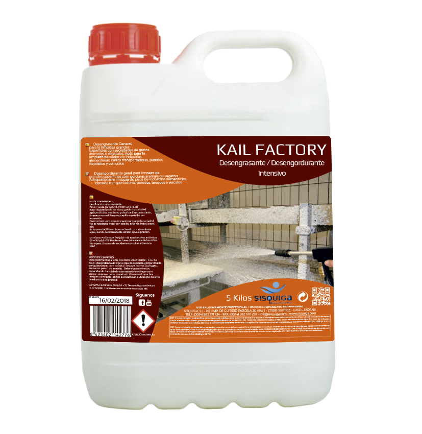 KAIL FACTORY